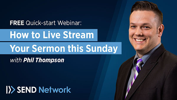 Free Webinar on Livestreaming